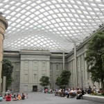 Kogod Courtyard, water feature design by CMS Collaborative