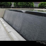 Long Beach Court House, water feature designed by CMS Collaborative