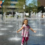 Dilworth Park, water feature designed by CMS Collaborative