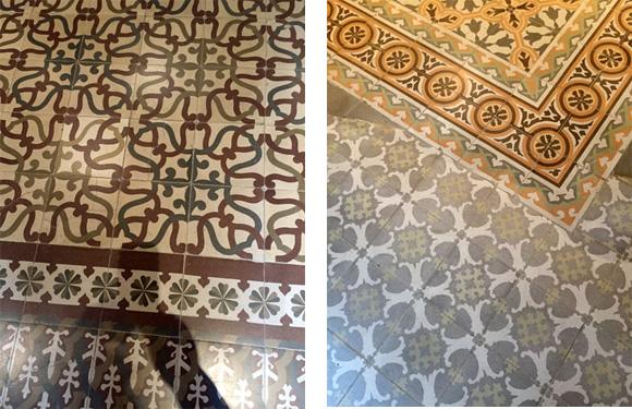 Gaudi Residence Tiles
